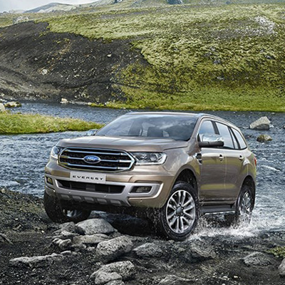 Ford Everest 2.0L 4WD AT Titanium