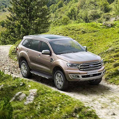 Ford Everest 2.0L Ambiente MT