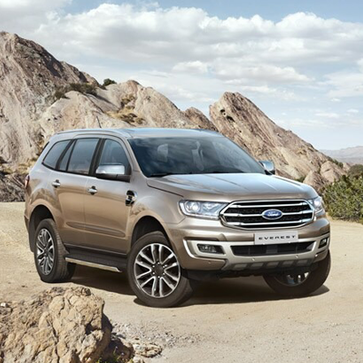 Ford Everest 2.0L Trend AT