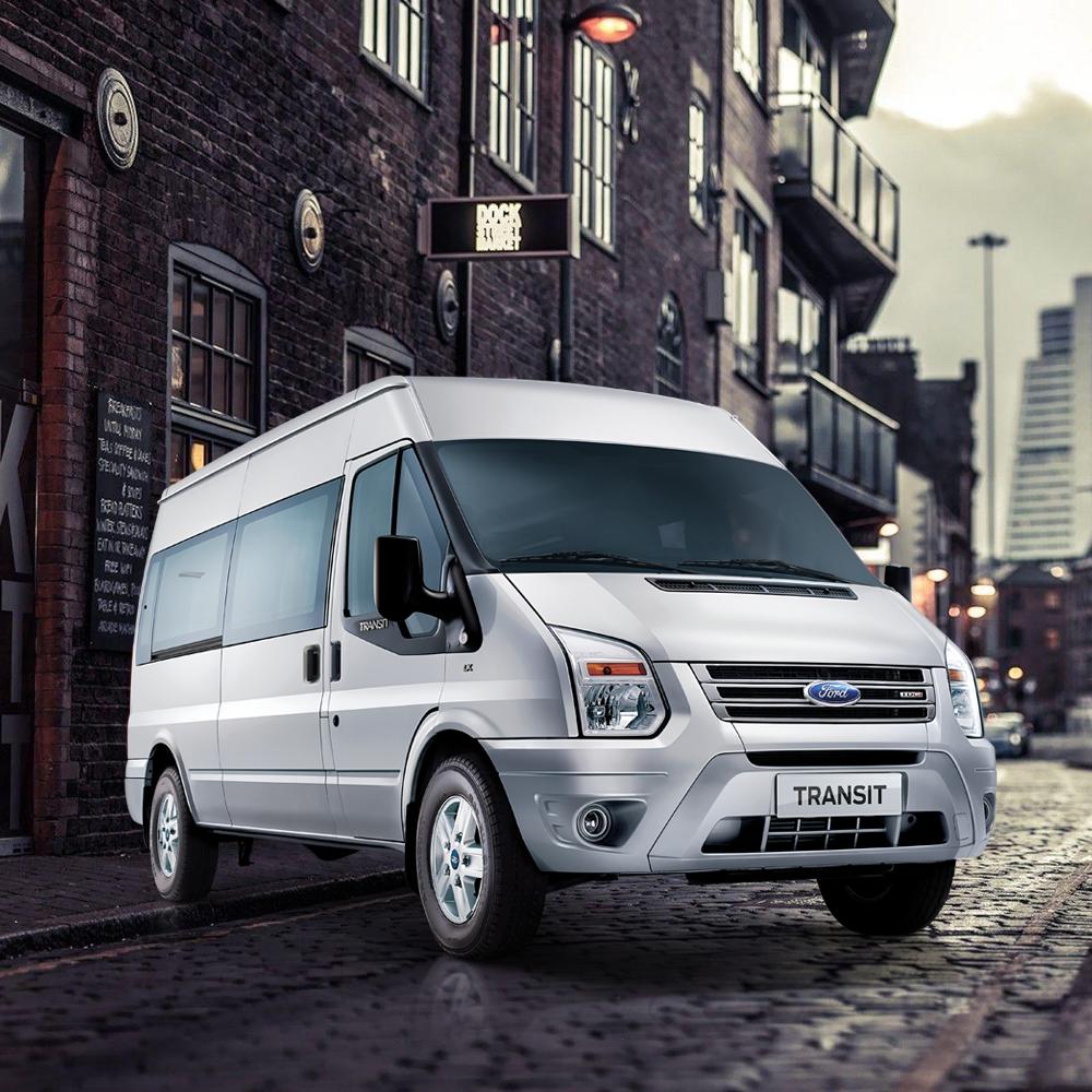 Ford Transit Mid Tiêu chuẩn