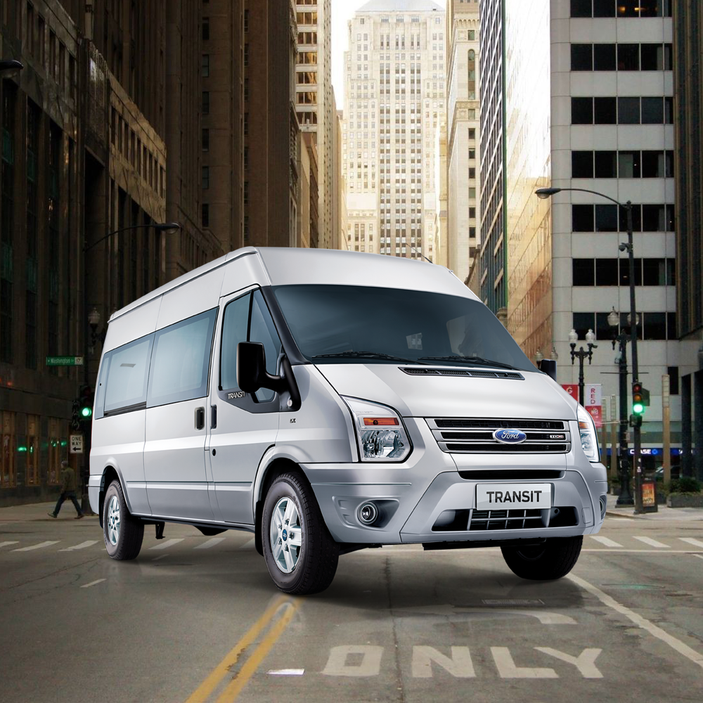 Ford Transit Luxury Cao cấp