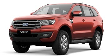 Ford Everest Biturbo 4WD 2020 mới 100%
