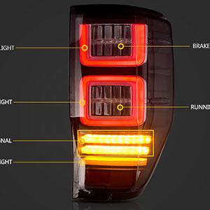 Đèn hậu LED xe Ford Ranger
