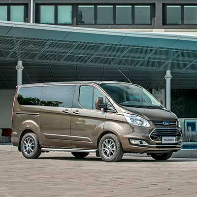 Ford Tourneo Titanium 2019