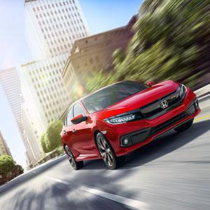 Honda Civic 1.5 RS 2020