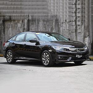Honda Civic 1.8E 2020