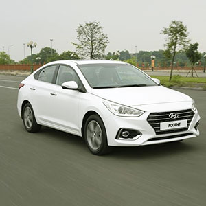 Hyundai Accent 1.4 AT 2020