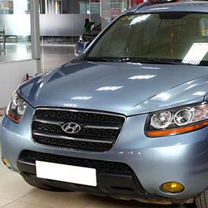 Mặt ca lăng Hyundai Santafe 2007 – 2008