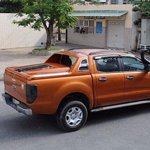 Nắp thùng thấp Ford Ranger 17