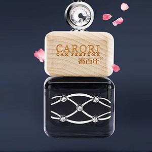 Nước hoa ô tô Carori G-1162 Angel (Đen) - Mua 1 tặng 1