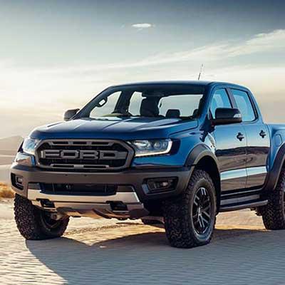 Ford Ranger Raptor Mới