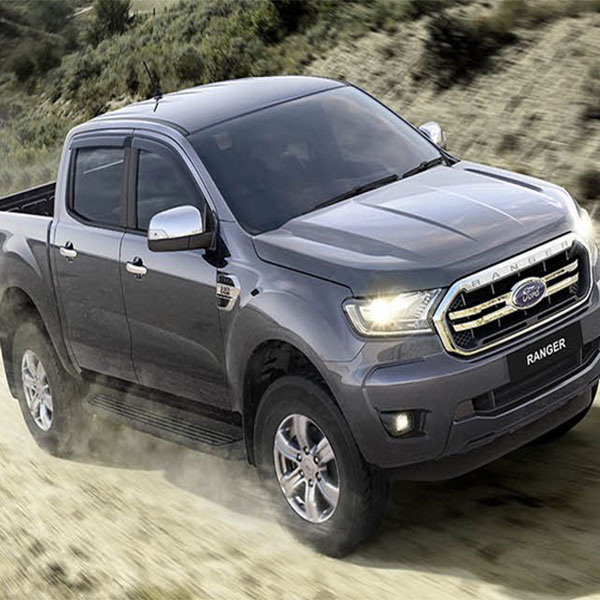 Ford New Ranger XLT 2.2L 4x4 AT