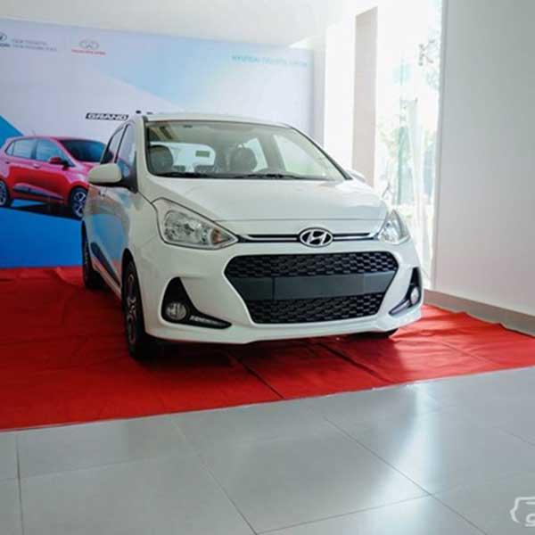 Hyundai Grand i10 Hatchback 1.0AT