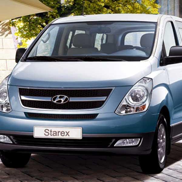Hyundai Starex 2.4 MT 9 chỗ