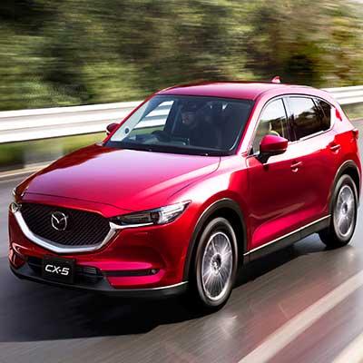 Mazda CX – 5 2.0 Deluxe 2019