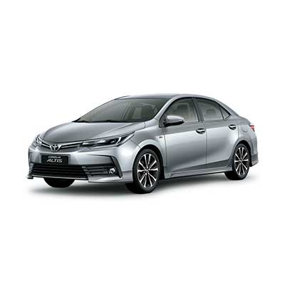 Toyota Corolla Altis 1.8G CVT 2019