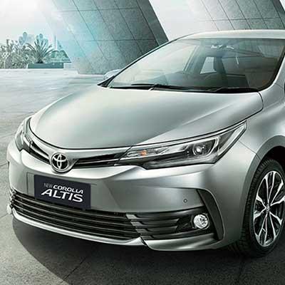 Toyota Corolla Altis 2.0V Sport 2019