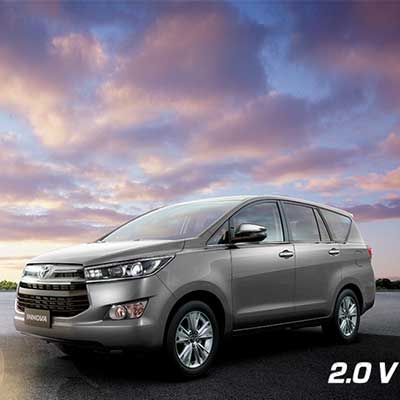 Toyota Innova V 2.0AT 2019