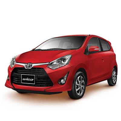 Toyota Wigo Hatchback 2019 1.2