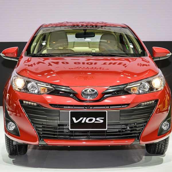 Toyota Vios 1.5G (CVT)