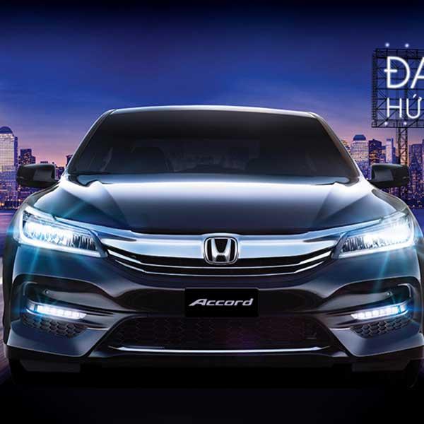 Xe Honda Accord 2019