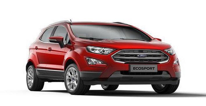 Ford EcoSport giảm giá 80 triệu tại Việt Nam, 'đe nẹt' Honda HR-V, Hyundai Kona