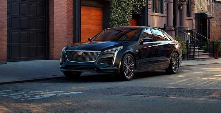 Cadillac sẽ được trang bị động cơ công nghệ ô tô tối tân