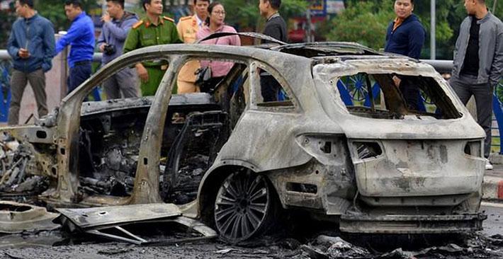 Nguy cơ gặp tai nạn nghiêm trọng nếu không thay dầu phanh định kỳ