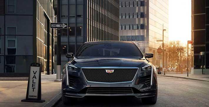 Cadillac được trang bị động cơ mang công nghệ tối tân