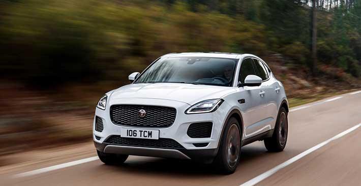 Jaguar Land Rover sử dụng công nghệ chống say