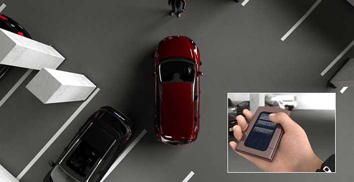 Những xe ô tô có tính năng tự đỗ xe hiện đại nhất hiện nay